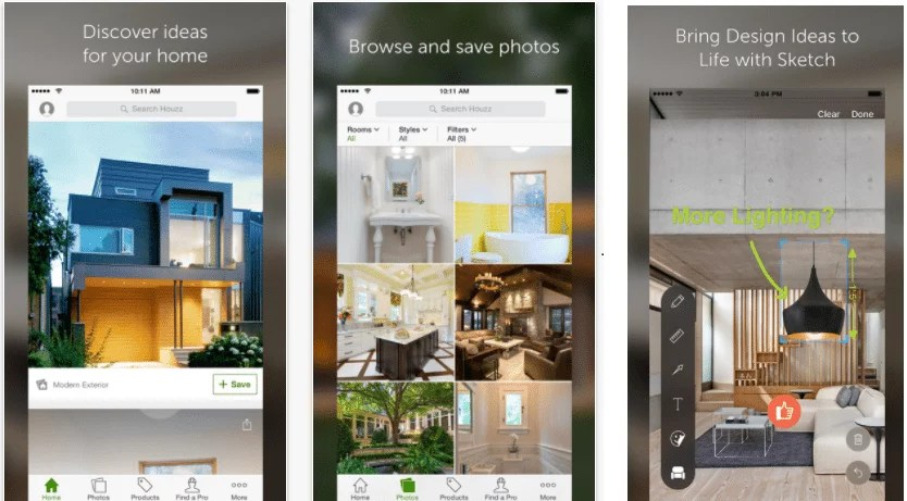 Interior Design Apps To Revamp Your Home Socialnomics - Room design app