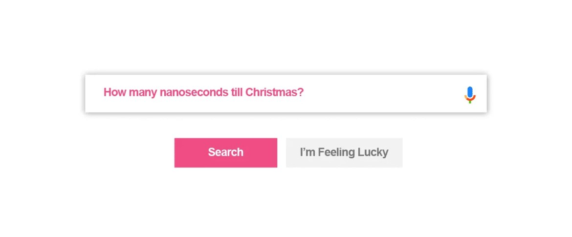 How Many Days Till Christmas Google.5 Weird Christmas Questions Asked On Google Socialnomics