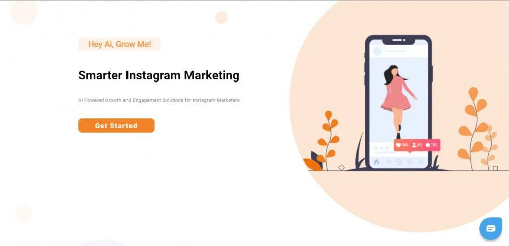 Outil de marketing AiGrow-Instagram