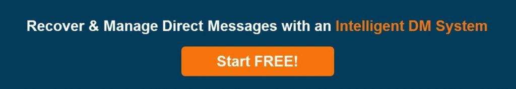 Récupération et gestion directes des messages avec un système DM intelligent