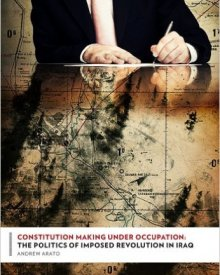 Andrew Arato (2009) — Constitution Making Under Occupation
