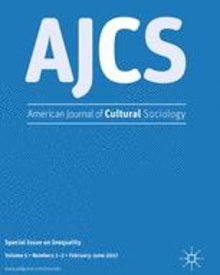 "American Journal of Cultural Sociology (2017) — Rachel Sherman, ""Conflicted Cultivation: Parenting, Privilege, and Moral Worth in Wealthy New York Families"""