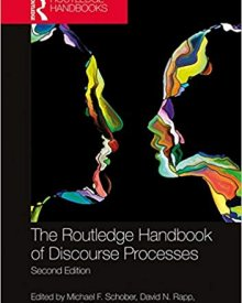 Michael Schober (2017) – The Routledge Handbook of Discourse Processes