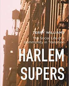 Terry Williams (2016) – Harlem Supers