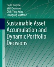 Willi Sembler (2016) – Sustainable Asset Accumulation and Dynamic Portfolio Decisions