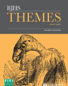 "British Journal for the History of Science: Themes (2017) — Nicolas Langlitz, ""Synthetic Primatology: What Humans and Chimpanzees Do in a Japanese Laboratory and the African Field"""