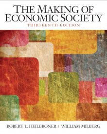 William Millberg and Robert L. Heilbroner (2012) — The Making of Economic Society