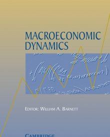 "Macroeconomic Dynamics (2018) — S. Mittnik and Willi Semmler, ""Overleveraging, Financial Fragility and the Banking-Macro Link: Theory and Empirical Evidence. Macroeconomic Dynamics"""