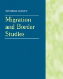 "International Journal of Migration and Border Studies (2018) — Anne McNevin, """"Luxury Limbo: Temporal Techniques of Border Control and the Humanitarianisation of Waiting"""