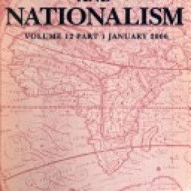 Virag Molnár (2015) — Civil society, radicalism and the rediscovery of mythic nationalism