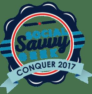 Social Savvy Geek Conquer 2017