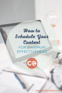 How to Schedule Your Content for Maximum Effectiveness Using CoSchedule