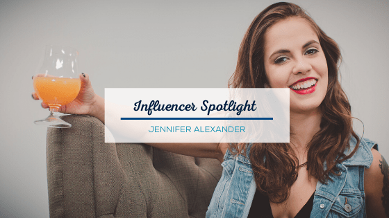 Influencer Spotlight Jennifer Alexander