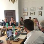 Deliberation in Wolmirstedt (Sachsen-Anhalt) on democracy, identity, discrimination, gender equality and homosexuality