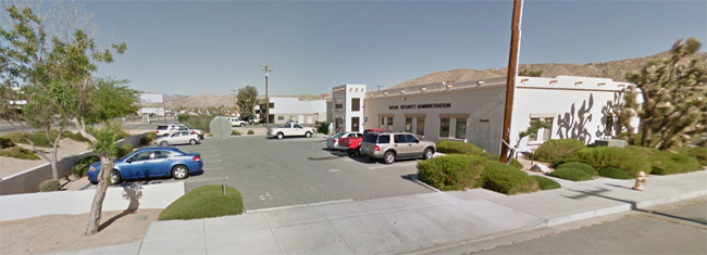 Palm Desert Ca Social Security Offices