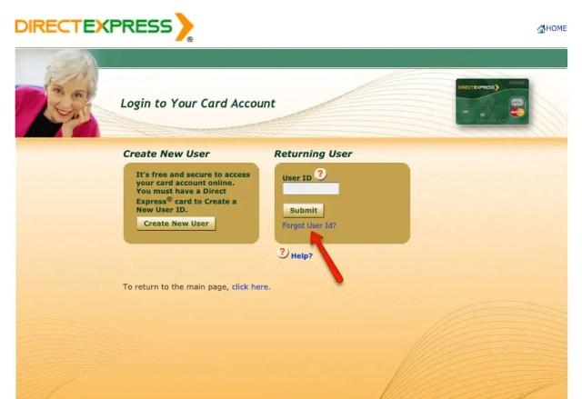 """Direct Express Card Login Guide 2"""