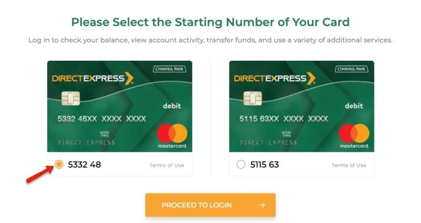 """Direct Express Card Login Guide"""