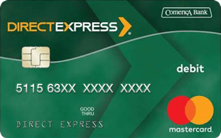 """""""Direct Express Debit Card"""""""
