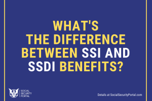 """Difference Between SSI and SSDI"""