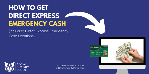 """How to Get Direct Express Emergency Cash"""