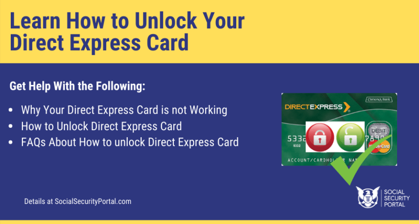 """Why Your Direct Express Card is not Working"""
