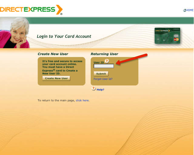 """""""how to change your direct express password"""""""