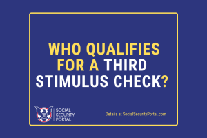 """Who qualifies for a third Stimulus check from Biden"""
