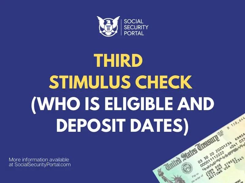 """""""Third Stimulus Check"""""""
