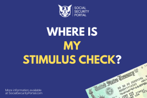 """""""Where is my Stimulus Check"""""""