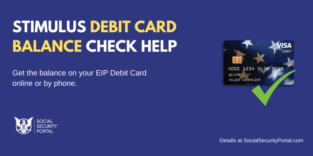"""""""How to check the balance on your EIP Card"""""""