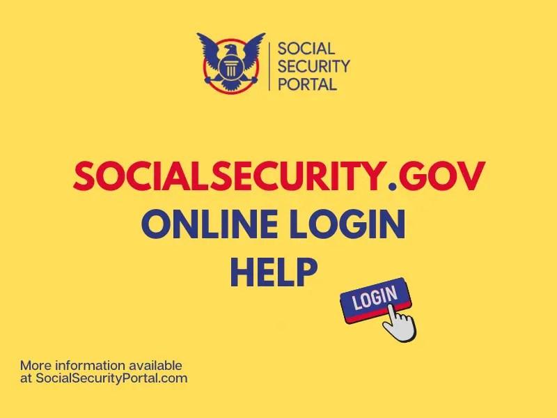 """Socialsecurity.gov online"""