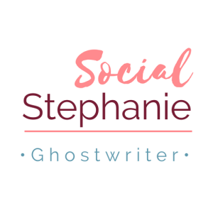 Social Stephanie - Ghostwriter for coaches and speakers