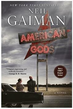 Neil Gaiman American Gods Audiobook