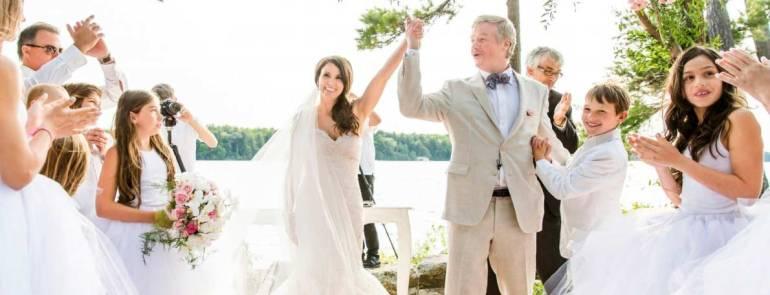 Anniversary Feature: Wedding Video