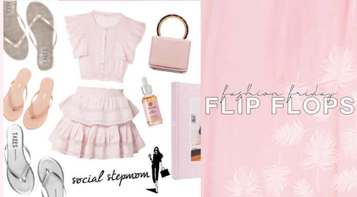 fashion friday flip flops