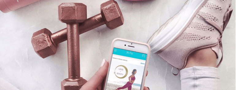 Tone It Up: Our Favourite Workout App For Busy Moms!