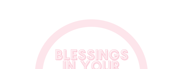 Blessings In Your Blending:  Be Strong and Courageous