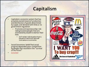 Capitalism Differentiated Instruction PowerPoint