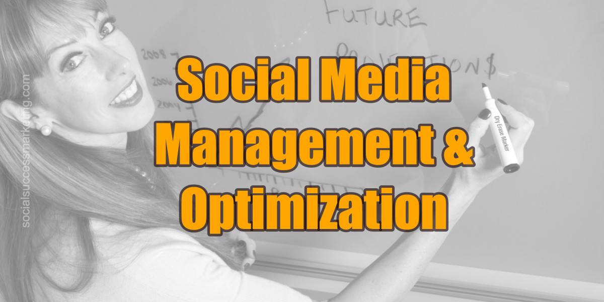 social media management and optimization