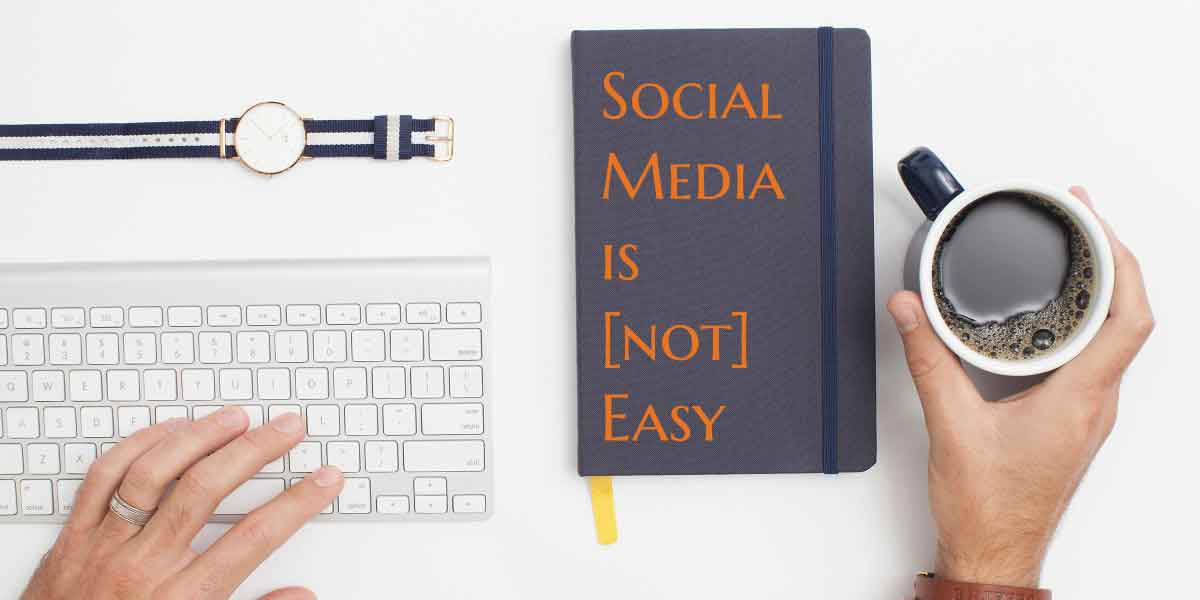 A Common Misconception Social Media Marketing Misconception: It is easy!