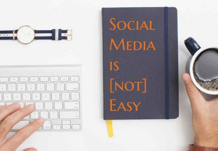 common social media misconception