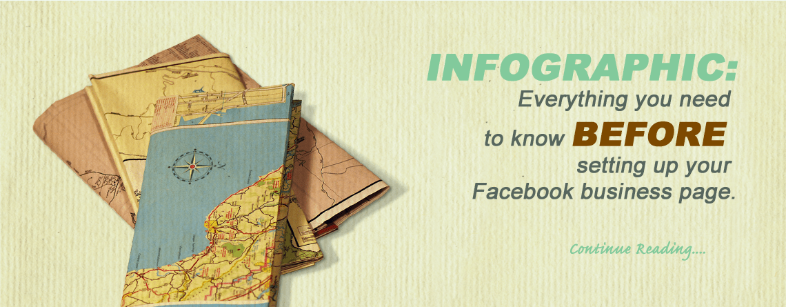 Everything You Need to Know BEFORE You Set Up Facebook Page (Infographic)