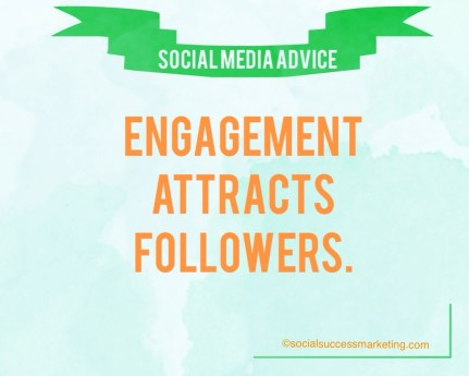 Advanced Social Media Tip | Engagement