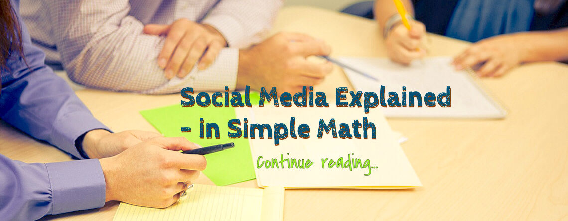 Social Media Explained in Simple Math | 12 Lessons Learned