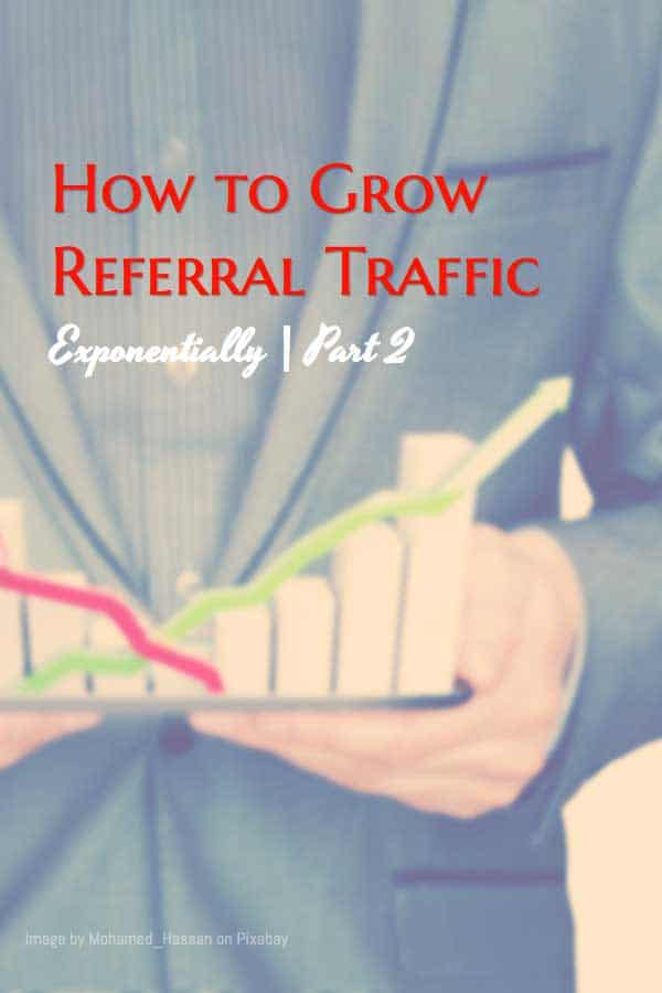 Exponentially grow website traffic using social media using these tips!