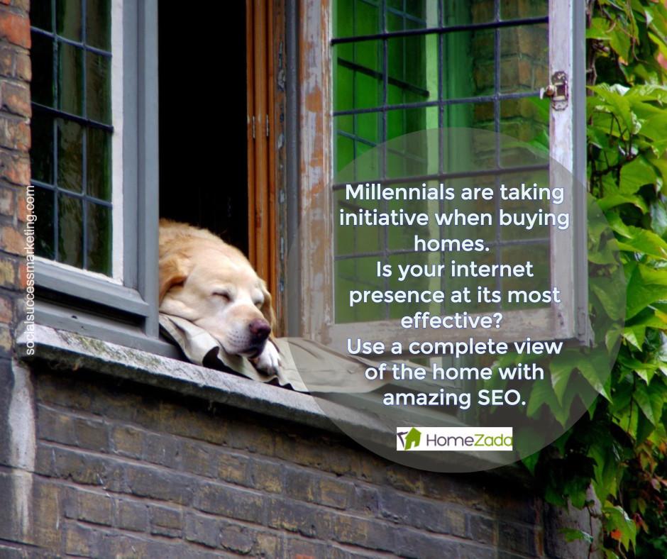 social media home maintenance