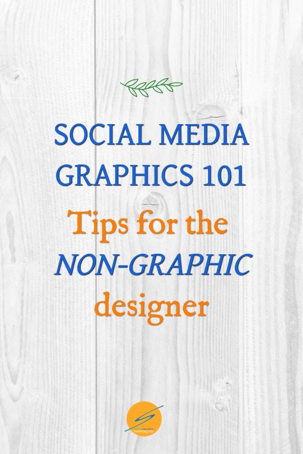 social media graphics tips for non-designers