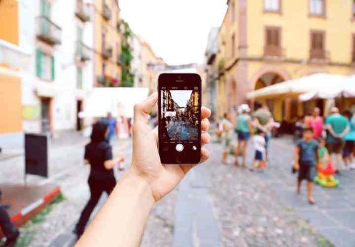 mobile marketing social media