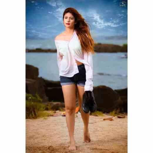 Shanice Shrestha age