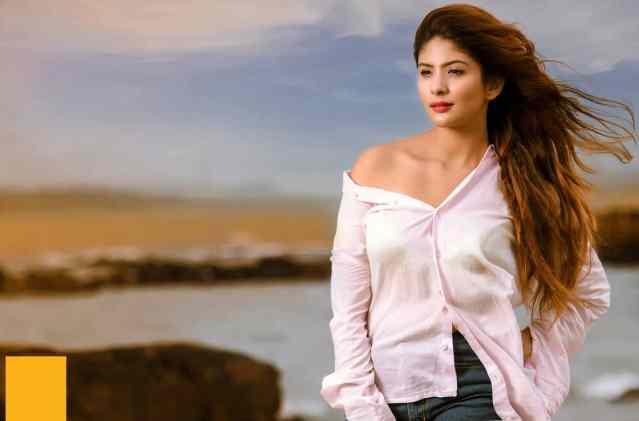 Shanice Shrestha Insta